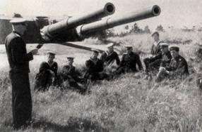 неведомые странички обороны севастополя: 35-ая береговая батарея энциклопедия безопасности