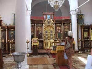 все о крыме - фото крыма - балаклава: храм святых двенадцати апостолов