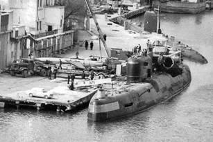 подводные лодки в балаклаве