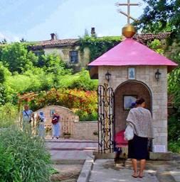 топловский монастырь - экскурсии по крыму из паснионата азовский, крым