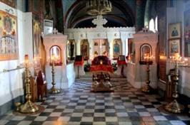 престольный праздник в ливадийской крестовоздвиженской церкви симферопольская и крымская епархия упц хроника епархиальной жизни